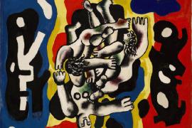 Es Baluard expone 'Pere A. Serra. La Colección, entre el paisaje y la abstracción'
