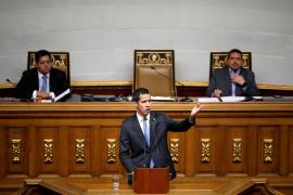 La Fiscalía de Venezuela investiga a Guaidó por el apagón