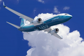 Prohíben volar al Boeing 737 Max en el espacio aéreo europeo
