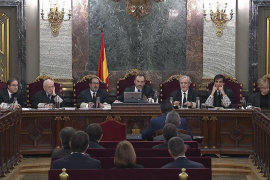 Dos testigos se contradicen sobre si debían facturar a la Generalitat el encargo de carteles para el 1-O