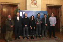 La obra 'Filamentos sostenibles' gana el I Premio Economía Circular de Mallorca