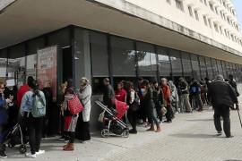 Más de 3.500 familias están en lista de espera para conseguir un piso de alquiler del Ibavi
