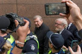 El cardenal George Pell, condenado a seis años de prisión por pederastia