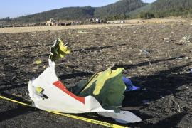 El piloto del accidente de Etiopía tuvo problemas para controlar el avión