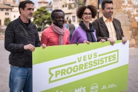 Los soberanistas de Baleares buscan unidos llegar por primera vez al Congreso
