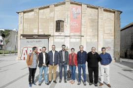 Cort estudia cómo encajar el centro de circo en Can Ribes, que será Bien Catalogado