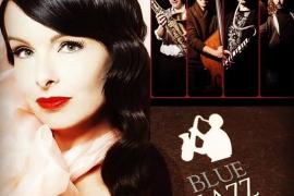 Concierto de la Rosa Chica & Sergi Sellés Quartet en el Blue Jazz Club