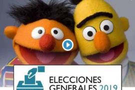 El PP compara al Gobierno con un circo y recurre a Epi y Blas para hacer campaña en las redes sociales