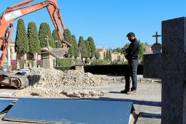 El Govern abrirá nueve fosas, entre ellas la del cementerio de Son Coletes de Manacor