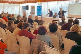 Asamblea de la Agrupación Empresarial de Autotaxi