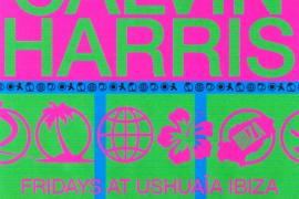 Calvin Harris actuará este verano en Ushuaïa Ibiza