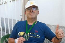 El montañismo balear llora la pérdida de Vicenç Colomar