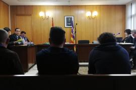 Dos condenados por robar un camión grúa en Muro y venderlo días después