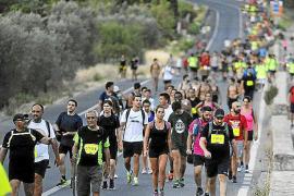 El Consell de Mallorca estudiará declarar las marchas 'Lluc a Peu' actividad de interés cultural