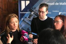 El Consell de Mallorca inicia los trámites para dotar de dos carriles la Ma-13 con Vía de Cintura