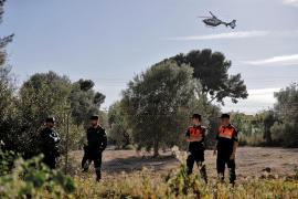La Guardia Civil busca a dos niños desaparecidos en Valencia