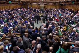 El Parlamento británico rechaza celebrar un segundo referéndum del 'Brexit'