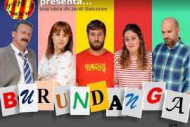 Ocio en Mallorca: 'Burundanga' recala en Andratx