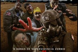 El Survival Zombie regresa este año a las calles de Ses Païsses el próximo sábado 6 de abril