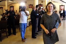 María Salom será la candidata del PP al Congreso