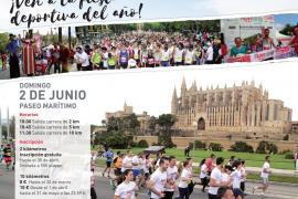 Mallorca RUHning, una prueba atlética para disfrutar en familia