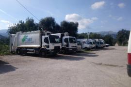 La empresa municipal de basuras de Pollença irá a la huelga en Semana Santa