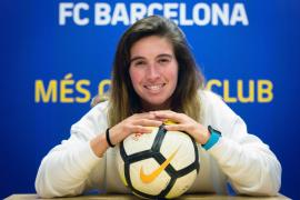 Mariona Caldentey: «La Liga pasa por ganar el domingo»