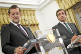 Rajoy anuncia que en España se hará «algo parecido» al macroajuste de Portugal