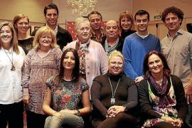 La familia Comasema se estrena en el Principal con un «trepidante» vodevil