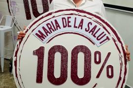 Biel Mas, candidato del PI al Ajuntament de Maria de la Salut