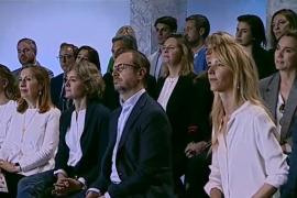 Maria Salom, presentada en Madrid como candidata del PP por Baleares