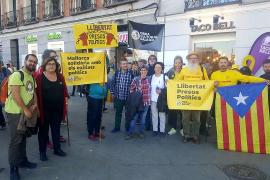 Cien representantes de Baleares con los presos, los políticos exiliados y Valtonyc