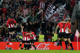 El Athletic ahonda en la depresión del Atlético de Madrid