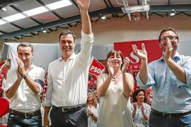 El PSOE gana, el PP cae, C's no despega y Vox irrumpe
