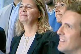 Maria Salom: «Me ha sorprendido la elección, pero nos jugamos el ser o no ser de España y debo dar la cara»
