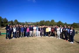 La Balear de Golf organiza la Friends Cup en Son Quint