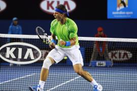 El duelo entre Nadal y Federer, el jueves a las 9.30 horas