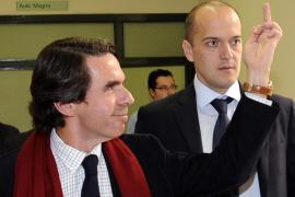 Aznar: «Con las personas descaradas, la respuesta debe ser descarada»