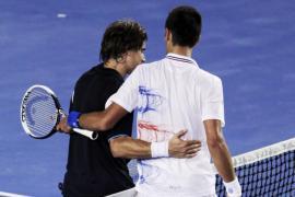 Djokovic ejecuta  a Ferrer y se mete en semifinales
