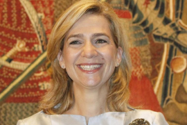 La Fiscalía General rechaza investigar a la infanta  Cristina