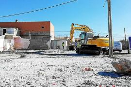 Son Banya: Reconstrucción tras el desmantelamiento