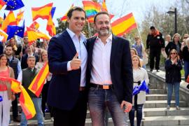 Ciudadanos ficha al abogado del Estado cesado por el Gobierno de Sánchez por el 1-O