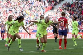 Gana el Barça, triunfa el fútbol femenino