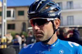 Caída y abandono de Lluís Mas en la Tirreno-Adriático