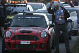 Frau y Mas ganan el Rallysprint de Manacor