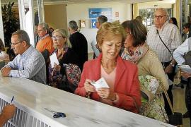 Turistas de la tercera edad llenarán hasta julio los hoteles de Mallorca