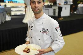 Imanol Muñoz gana la III edición de Protur Chef