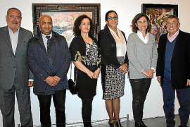 Homenaje a Pere A. Serra en Es Baluard
