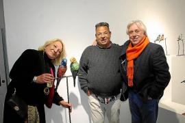 Damià Ramis presenta su obra en la galería MA arte contemporáneo