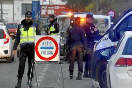 Ocho detenidos y 35 actas por consumo de droga en un operativo policial en Palma